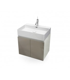 Mueble baño Bathco Hang Out 60cm gris