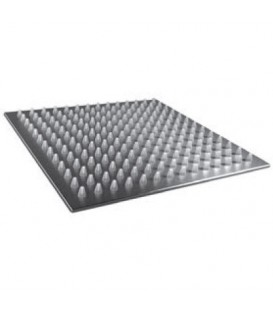 Jet lateral cuadrado Galindo encastrable 110x110mm inox