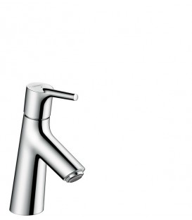 Grifo simple (1 agua) Hansgrohe Talis S 80