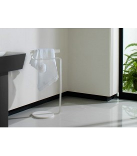 Toallero Krion SystemPool SP Concept Double blanco