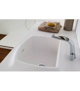 Lavabo Krion SystemPool SP Concept 110x50 blanco