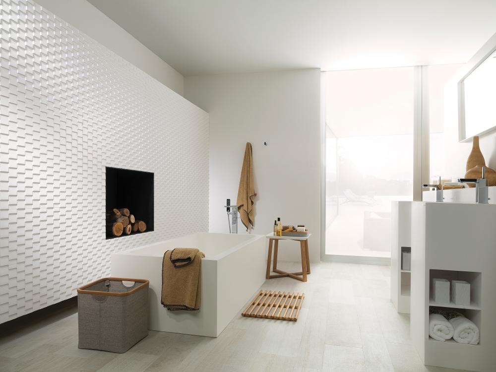 Tendencias para decorar el ba o en 2016 que no se te for Banos de porcelanosa