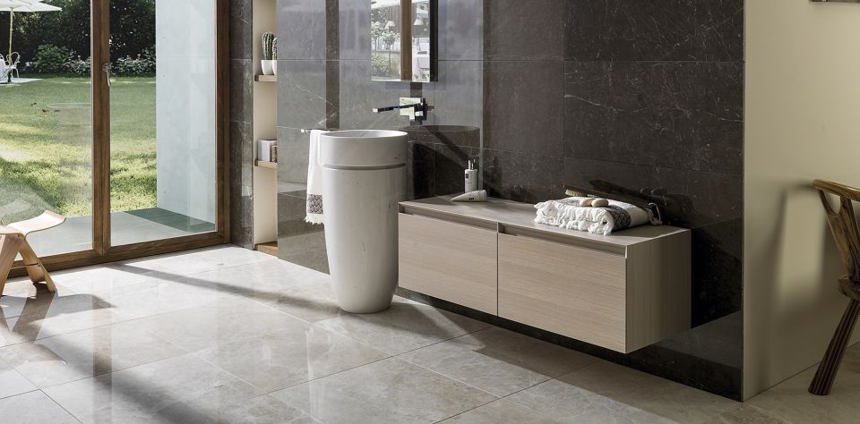 C mo ser n las tendencias en decoraci n de ba os en 2017 for Banos 2017 porcelanosa